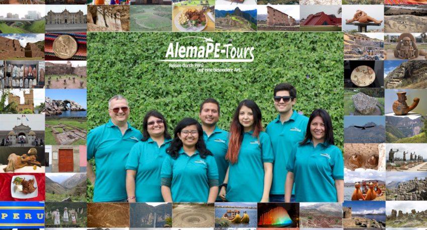 AlemaPE-Tours - Team y Destinos