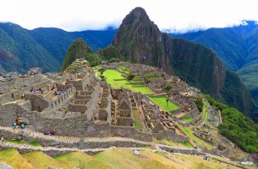 Besucherregulation Machu Picchu