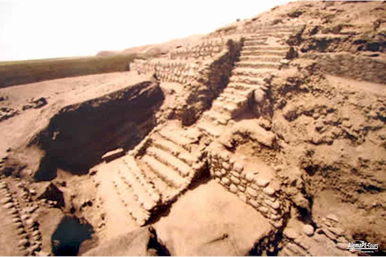 Lima - Áspero - Huaca de los Sacrificios