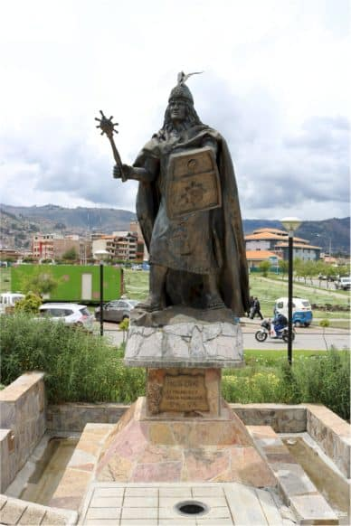 Chiclayo - Alameda de los Incas