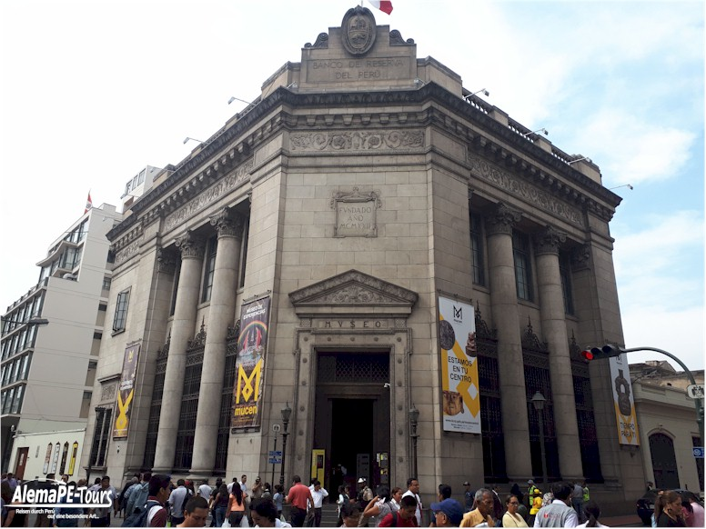 Lima - Museo del Banco Central
