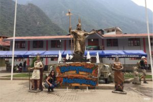 Aguas Calientes - Machu Picchu
