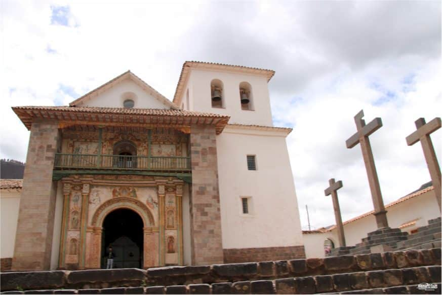 Andahuaylillas and the Curch of San Pedro Apóstol