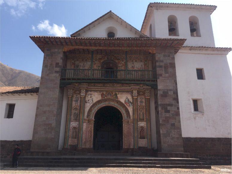 Cusco - Andahuaylillas