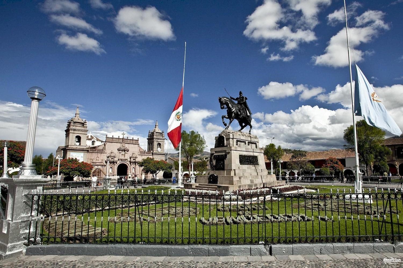 Ayacucho - Plaza de Armas