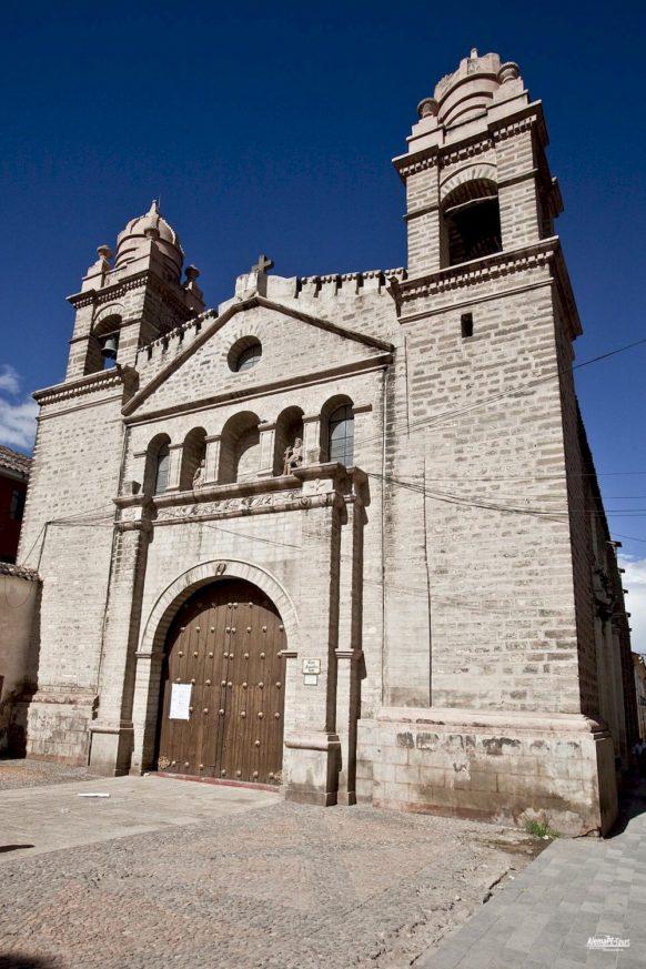 Ayacucho - Templo de San Agustín