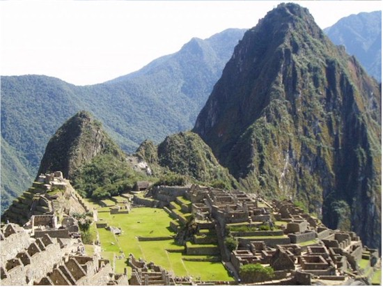 July 2017 New Visitor Regulation for Machu Picchu