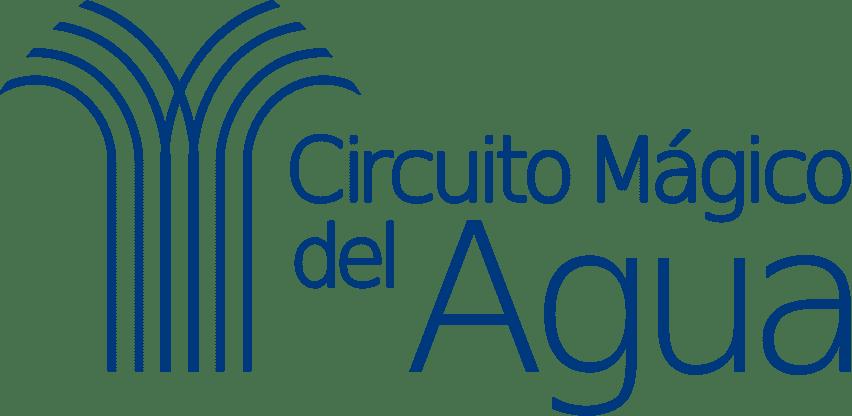 Logo Circuito Mágico de Agua