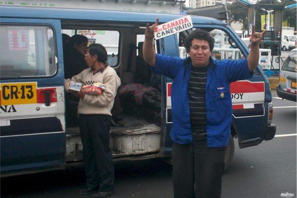 Verkehr in Lima