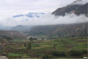 Chivay - Cañon Colca