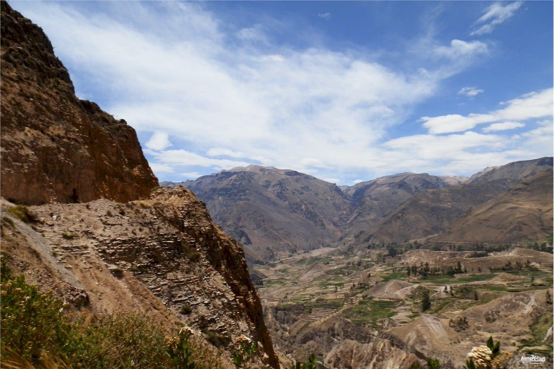 Aussichtspunkt Cruz del Cóndor