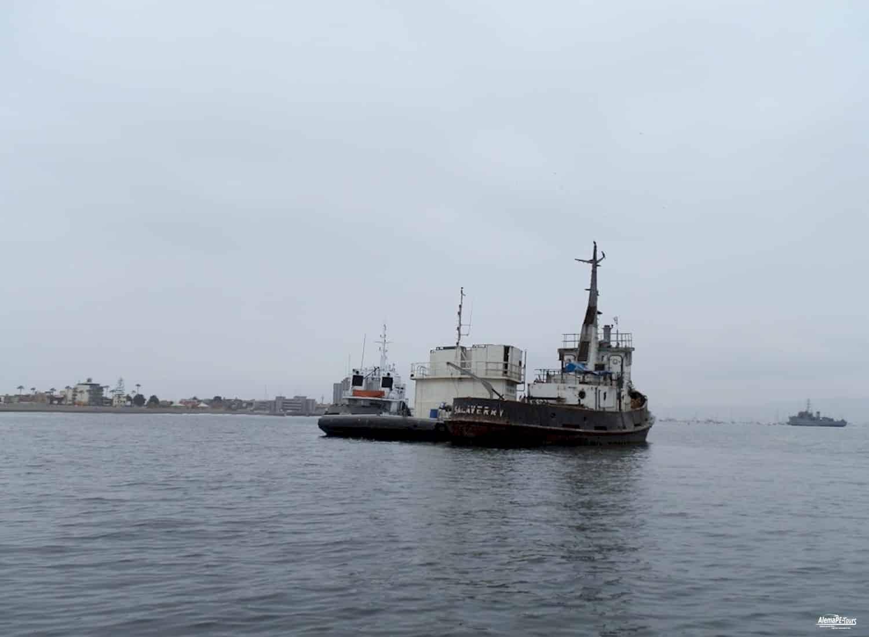 Callao - Hafenrundfahrt