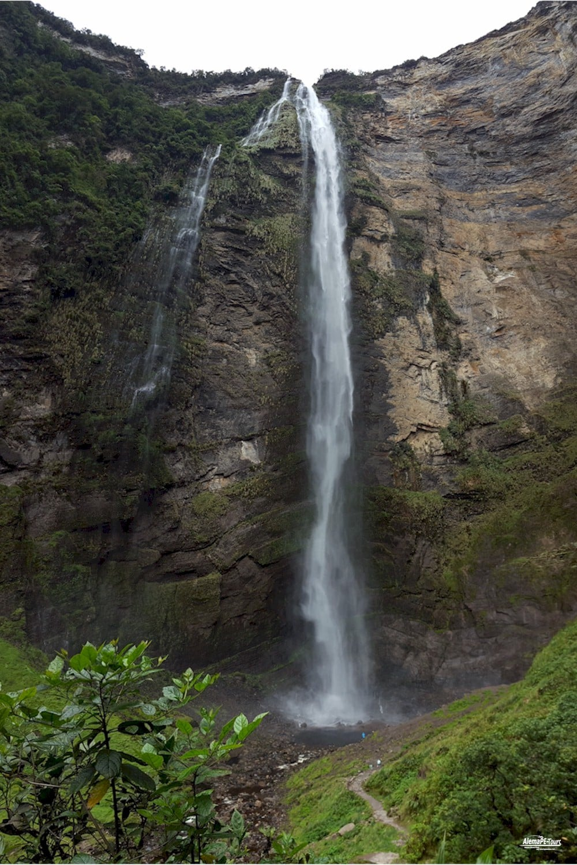 Chachapoyas - Catarata de Gocta