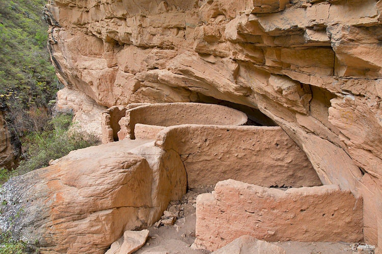 Chachapoyas - Ruinas de Wanglic