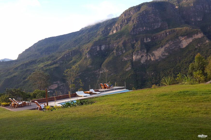 Chachapoyas - Cocachimba - Gocta Lodge