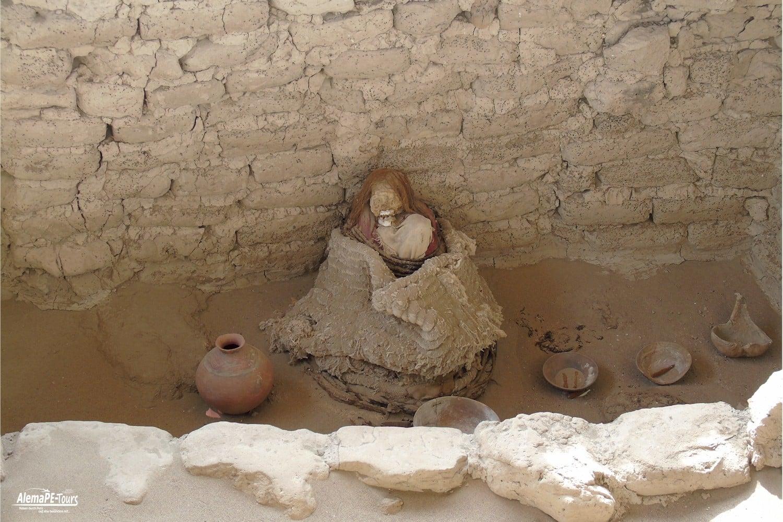 Nasca - Chauchilla - Cemeterio Inca