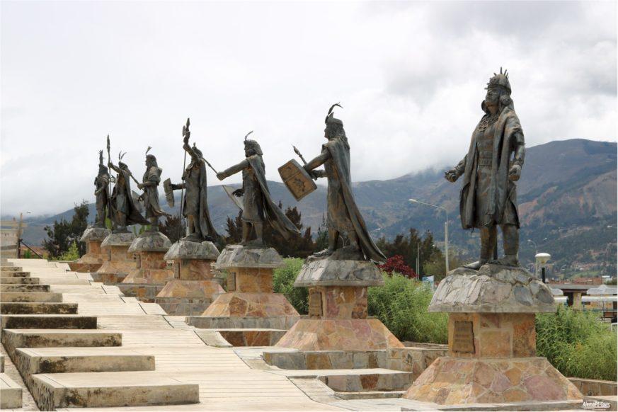 Chiclayo - Almaeda de los Incas