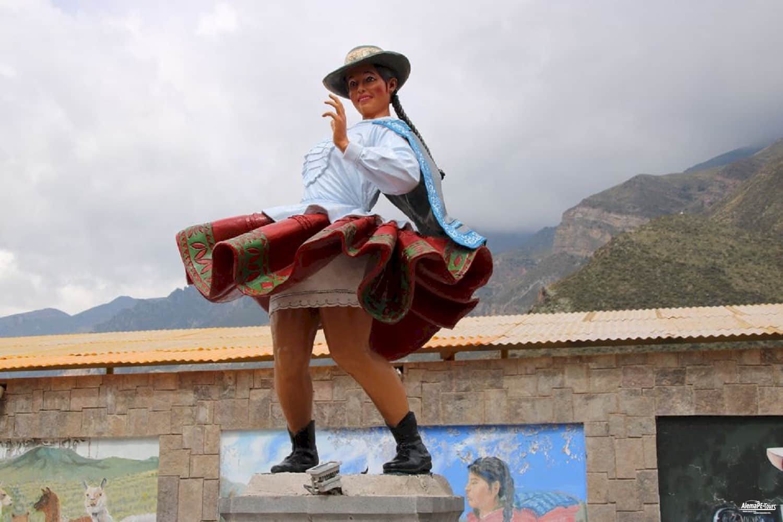 Chivay - Colca Cañon