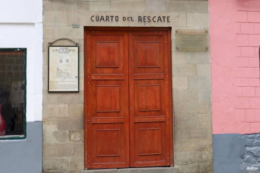 Cajamarca - Cuarto del Rescate