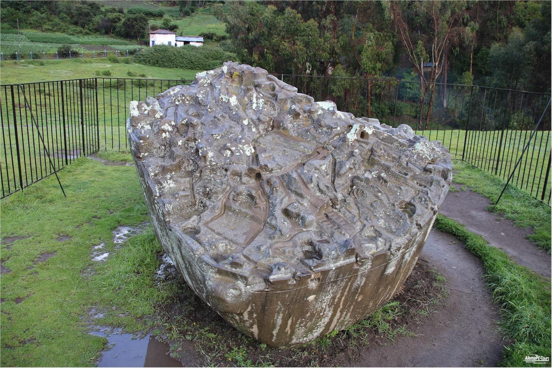 Der Stein von Sayhuite
