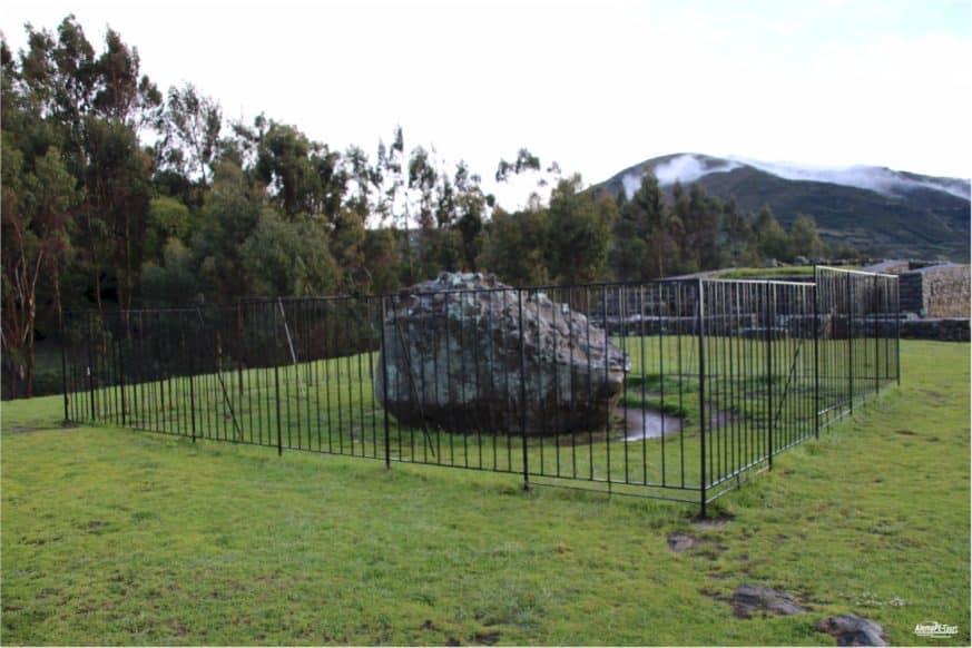 Sayhuite - Piedra de Sayhuite