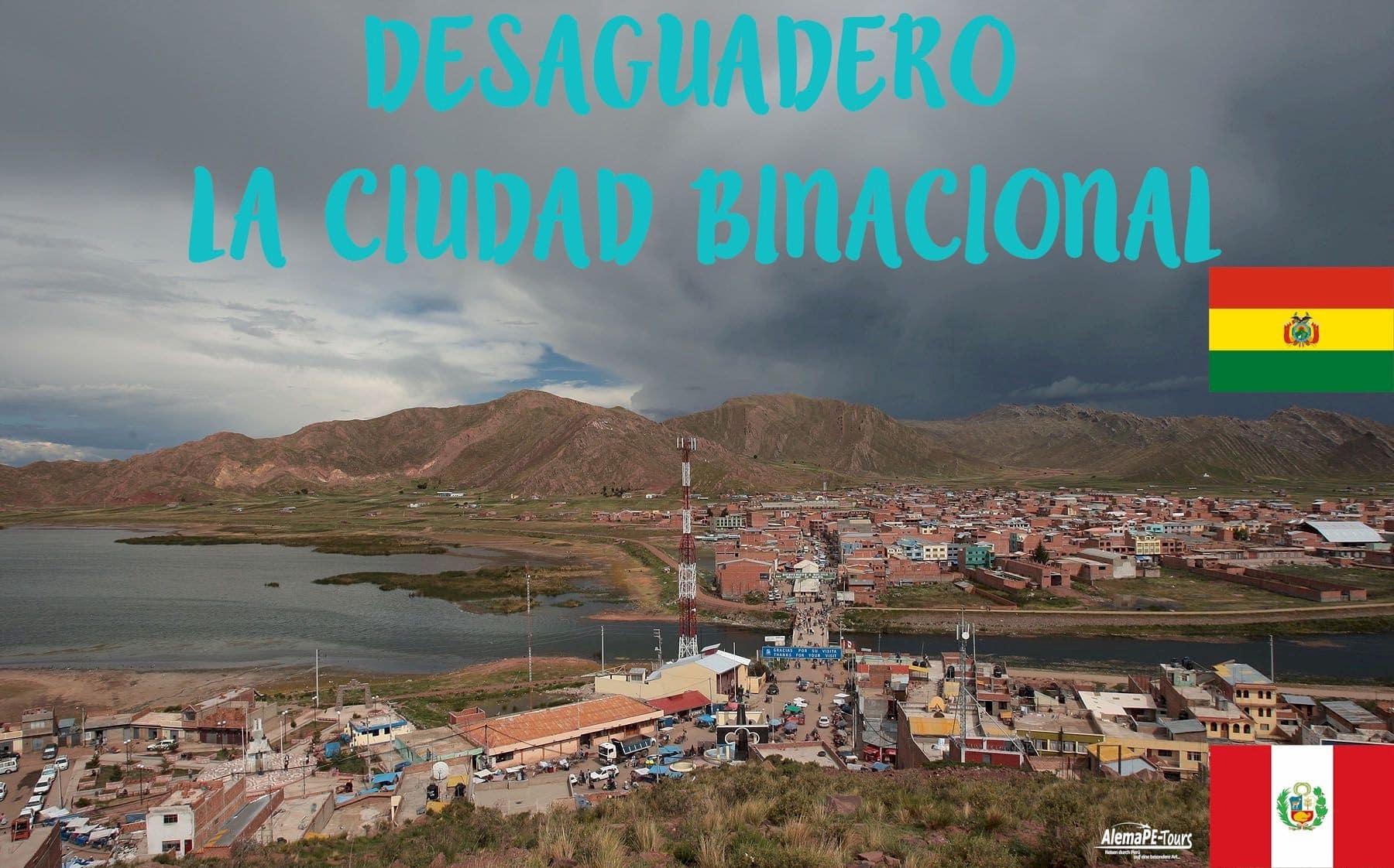 Desaguadero - Border to Bolivia