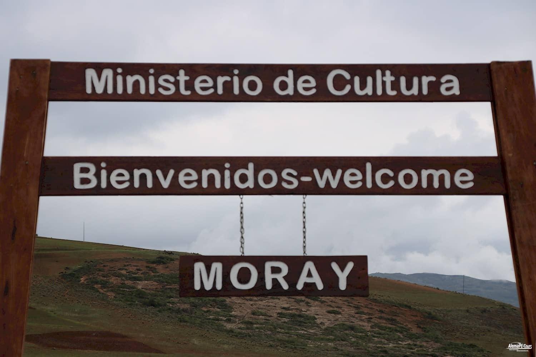 Cusco - Terrazas de Moray