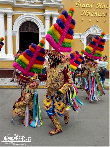 Huánuco - Negritos