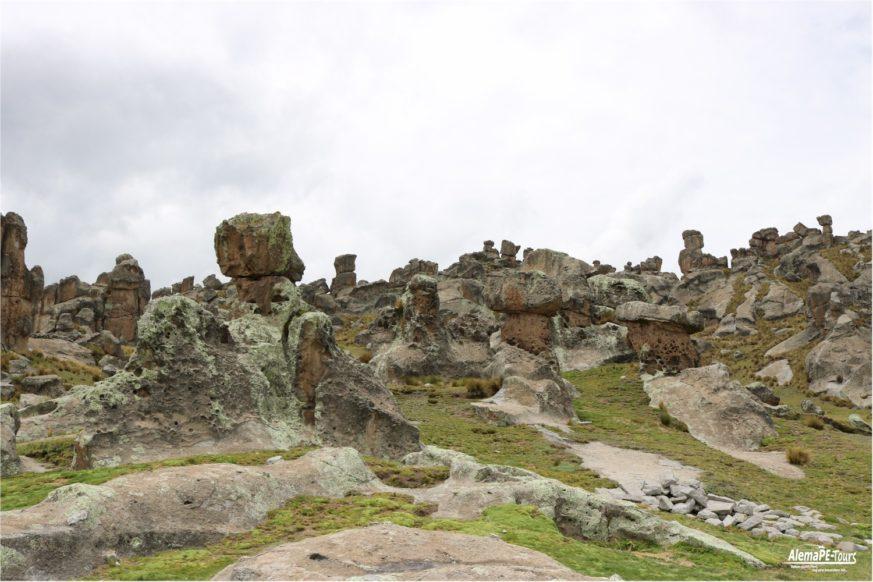 Huallay - Bosque de Piedras