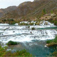 The Vilca Falls