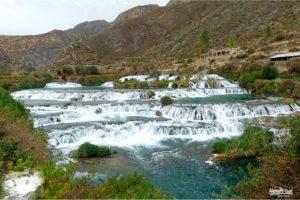 Huancaya - Las Cascadas de Vilca
