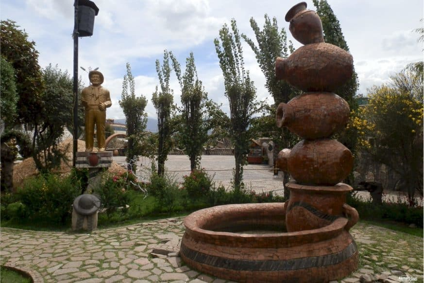 Huancayo - Parque de la Identidad