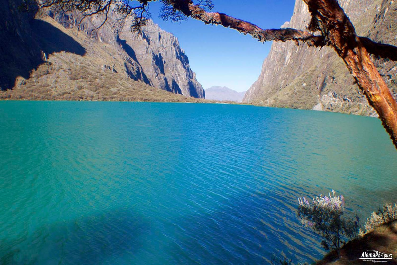 Huaraz - Laguna Llanganuco
