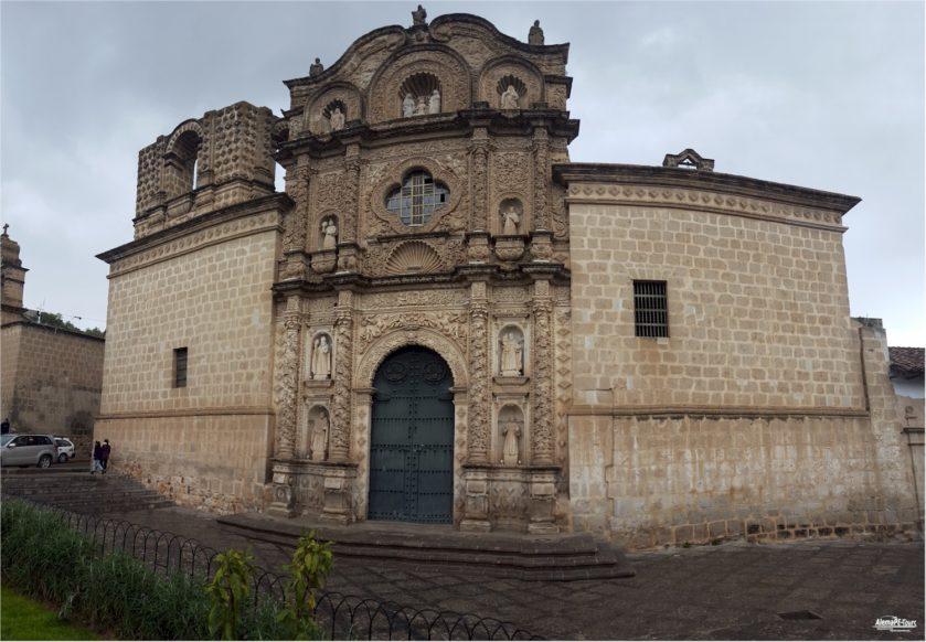 Cajamarca - Iglesia Belen