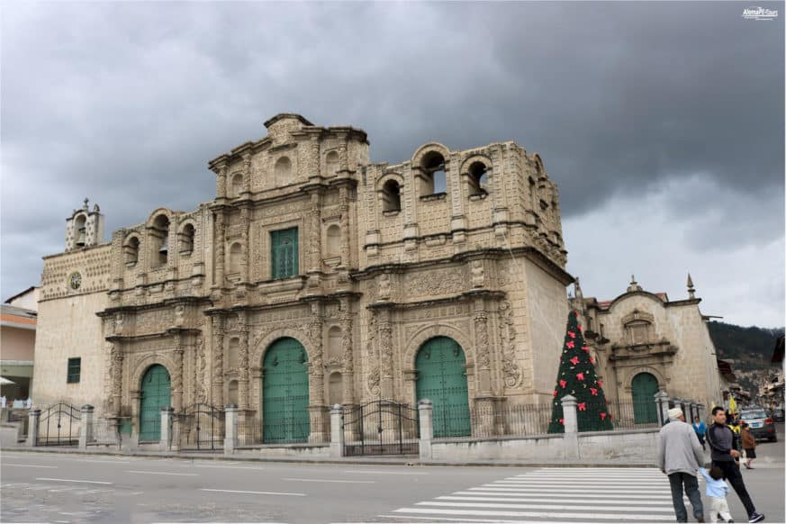Cajamarca - Cathedral de Cajamarca