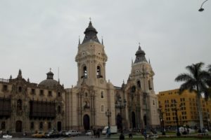 Lima - Plaza Mayor - Catedral de Lima