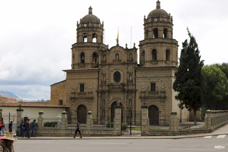 Cajamarca - Monasterio San Francisco