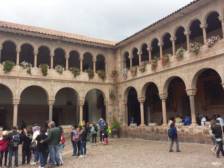 Cusco - Monasterio Santo Domingo - Coricancha