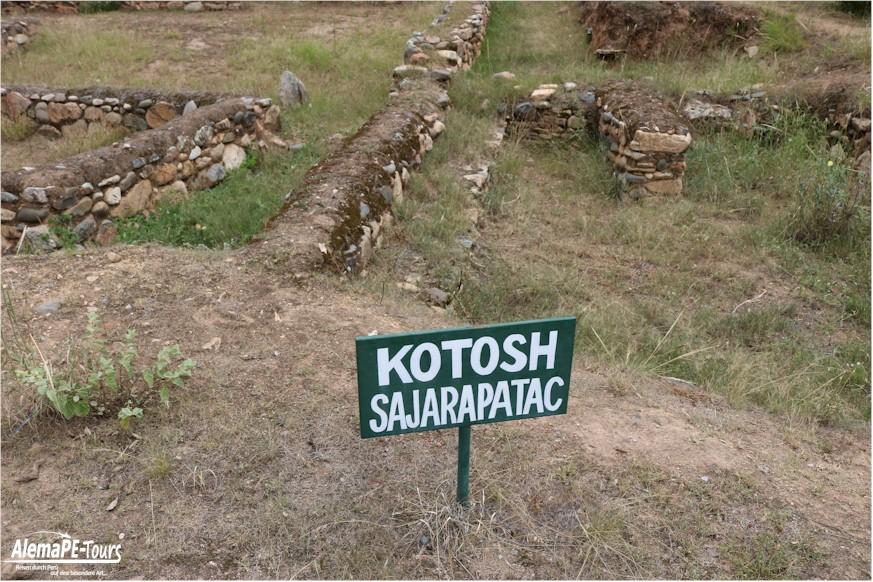 Kotosh - Templo de las manos cruzadas
