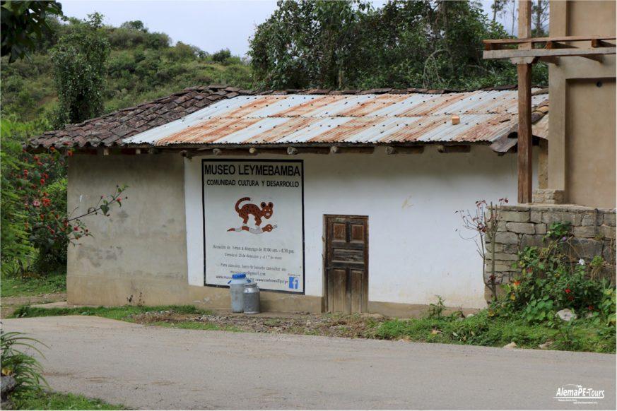 Chachapoyas - Leymebamba - Museum Centro Mallqui