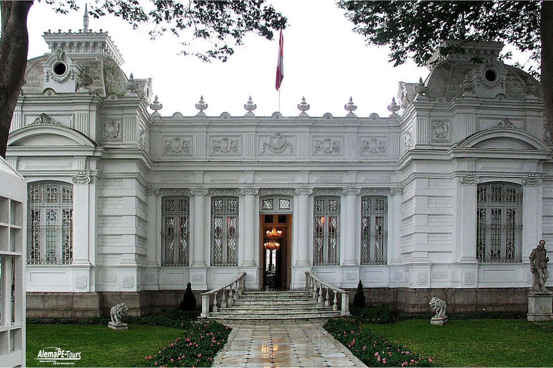 Lima - Barranco - Museo Pedro de Osma
