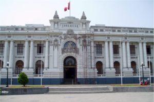 Lima - Congreso de la Republica del Perú