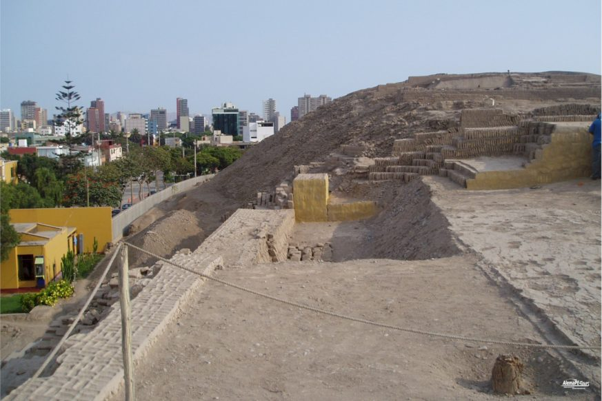 Lima - Huaca Puccllana