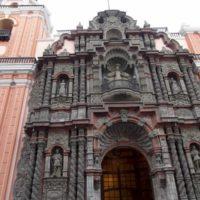 Lima - Iglesia La Merced