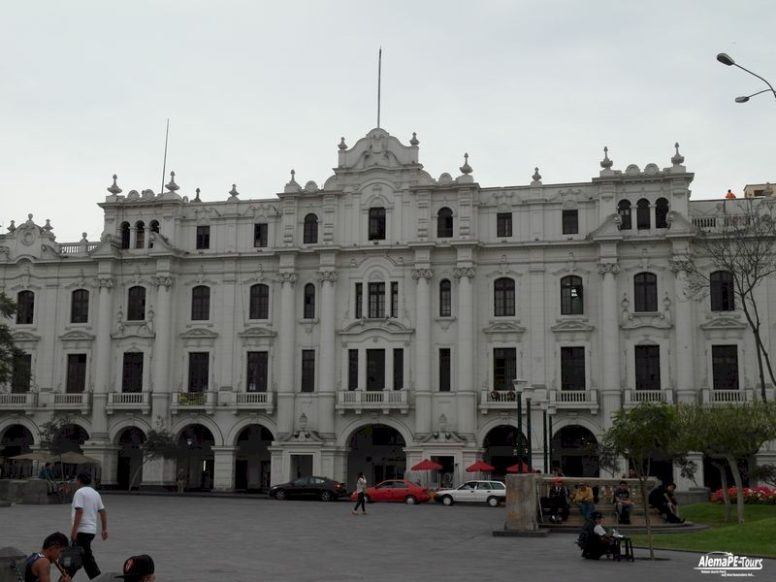 Lima - Plaza San Martin
