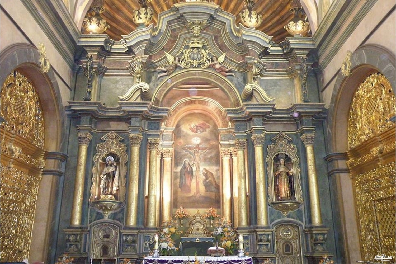 Lima - Santuario y Monasterio de Las Nazarena
