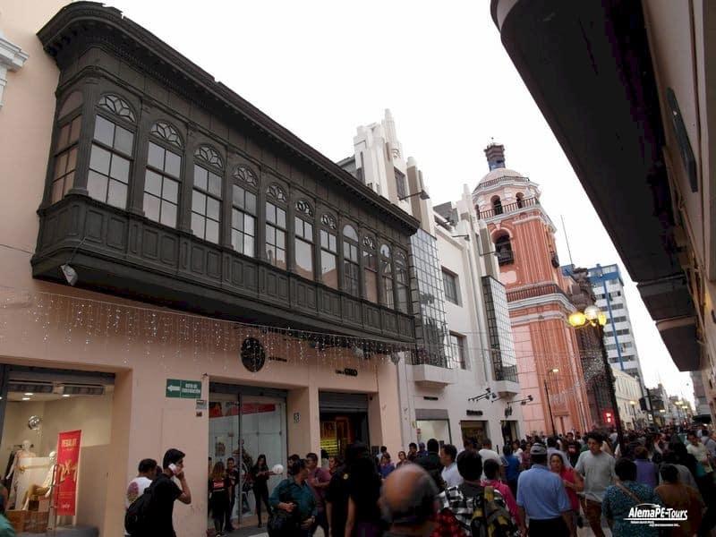 Lima - Jiron de la Unión