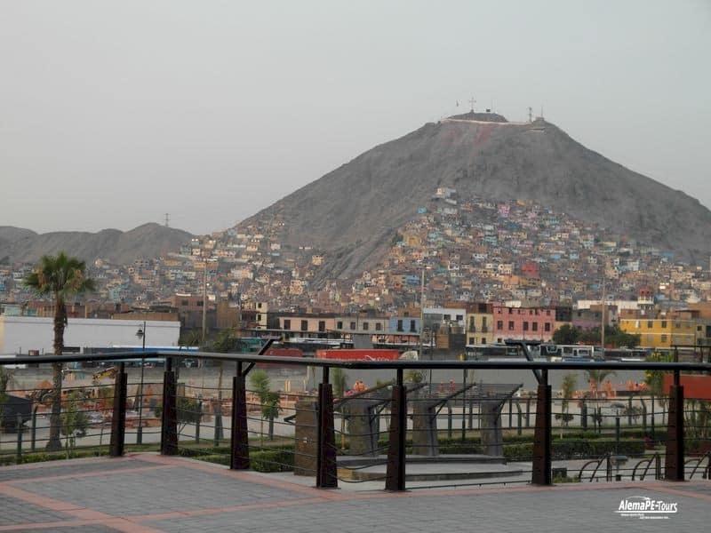 Lima - Cerro San Cristobal