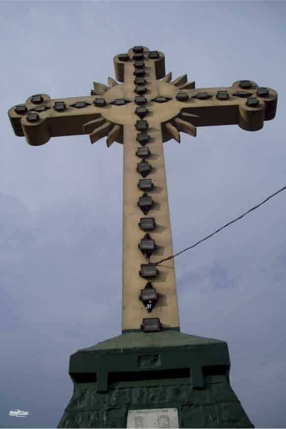Lima - Cruz de Mirador Sam Cristobal