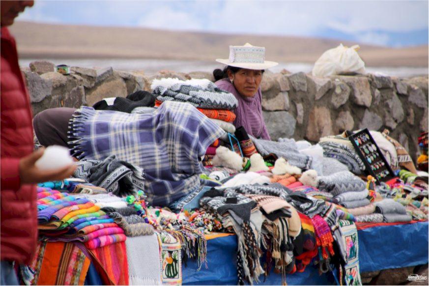 Arequipa - Mirador de Los Volcanes
